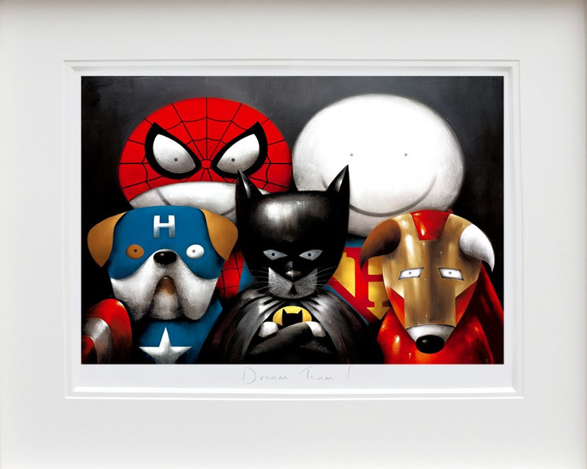 Dream Team! by Doug Hyde
