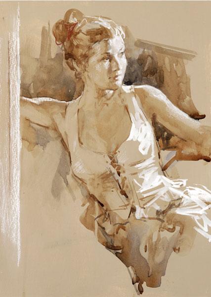 Andante by Paul Hedley