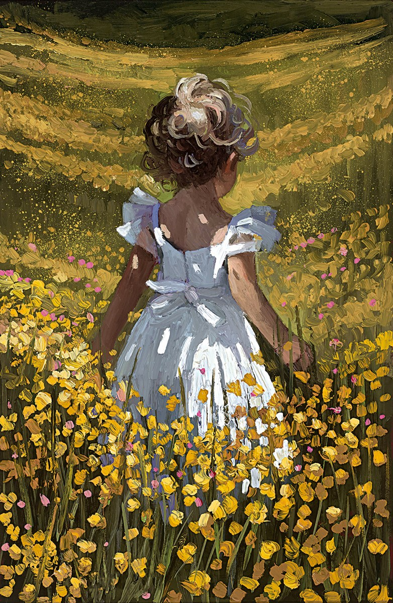Wildflower Meadow by Sherree Valentine Daines