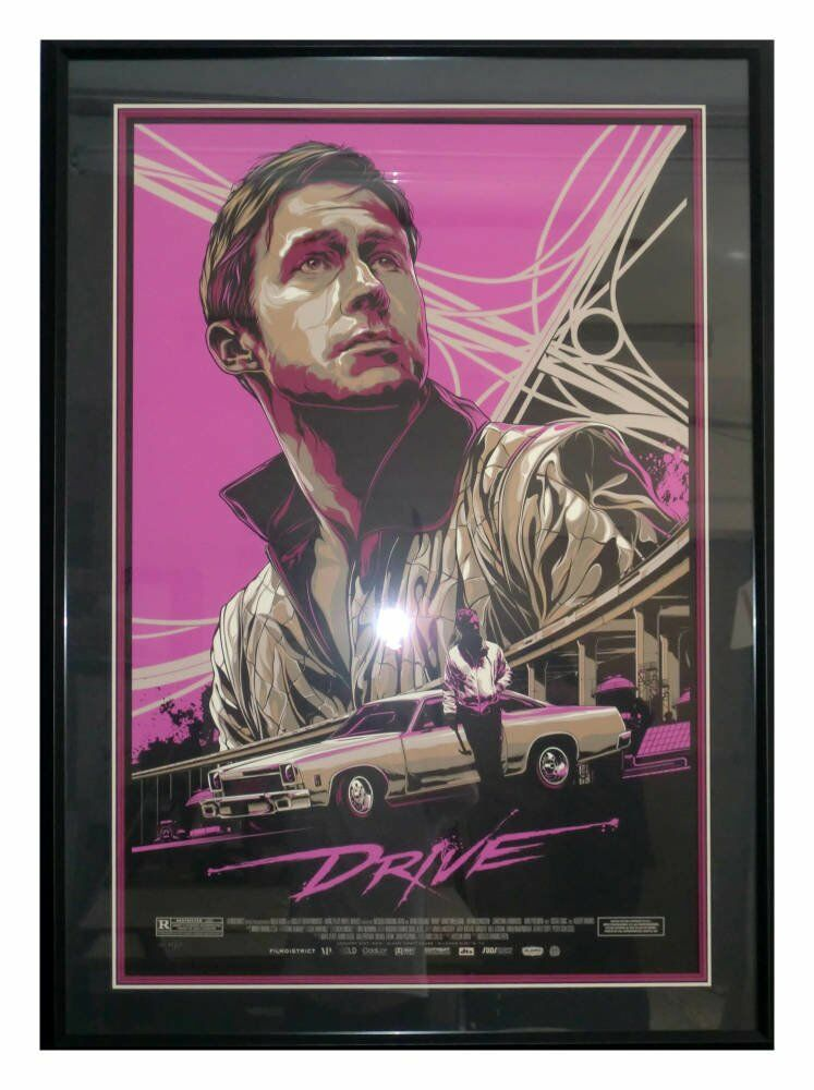 Art Prints -  Ryan Gosling poster