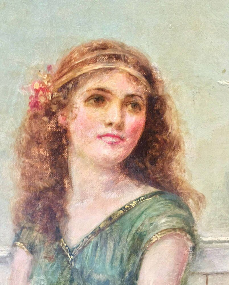 Traditional frames antique frames traditional antique frames - Joseph William Carroll oil paintings