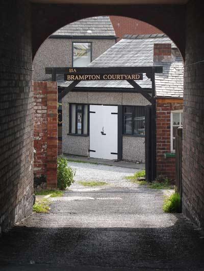 Brampton Courtyard